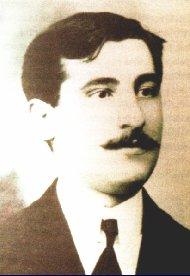 Baglieto, uno de los fundadores del club